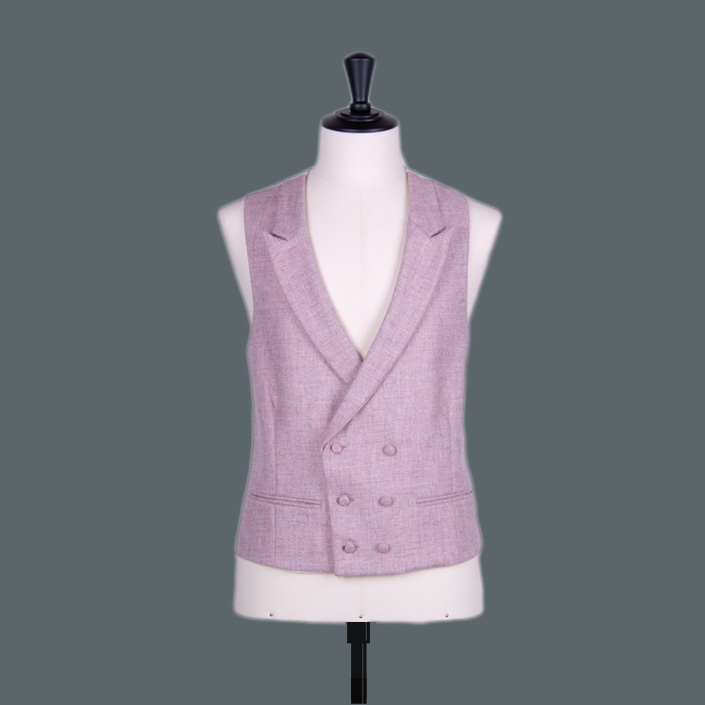 Double breasted waistcoats