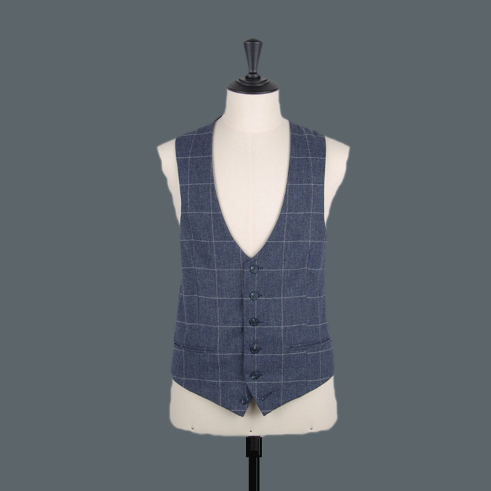 Scollop waistcoats