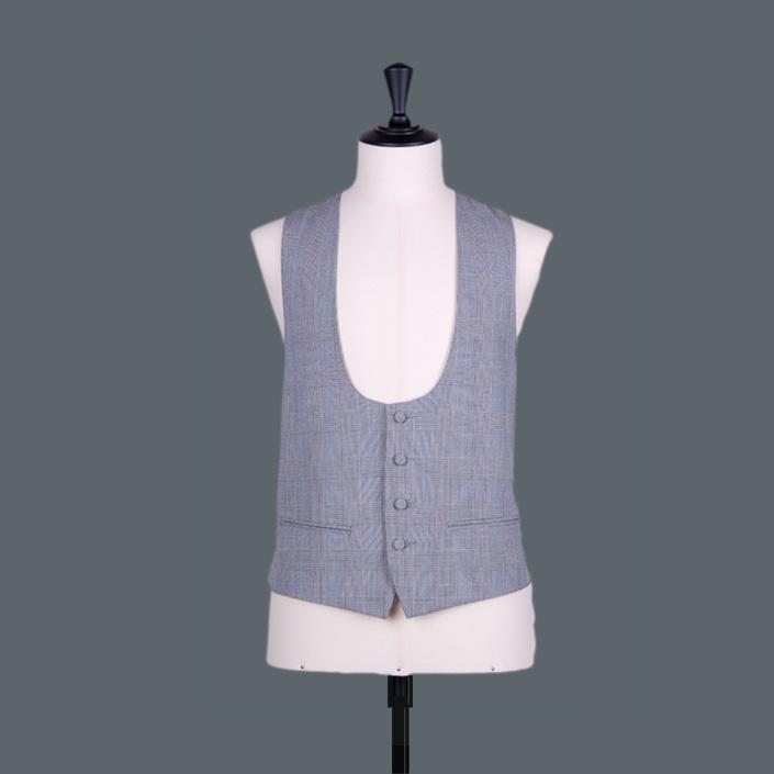 Scoop waistcoats