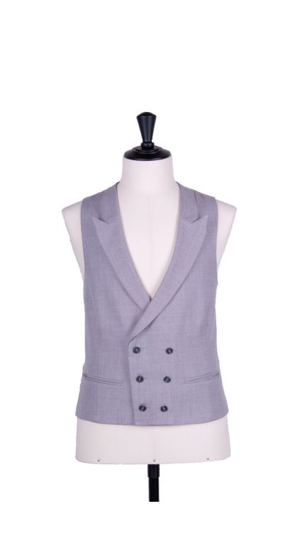 Ascot double breasted waistcoat