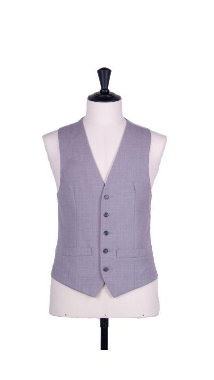 Ascot single breasted waistcoat