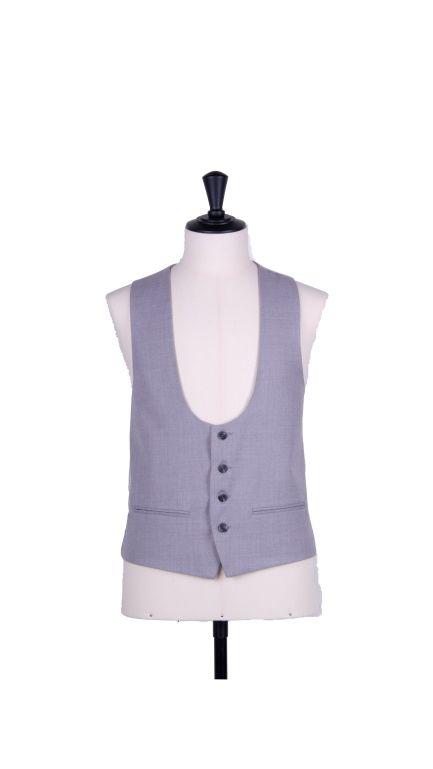 Ascot scoop waistcoat