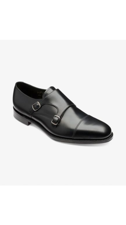 Loake Cannon monk shoes