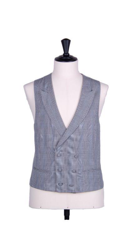Prince of Wales DB waistcoat