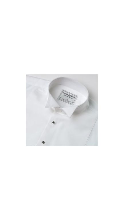 Marcella wing collar shirt
