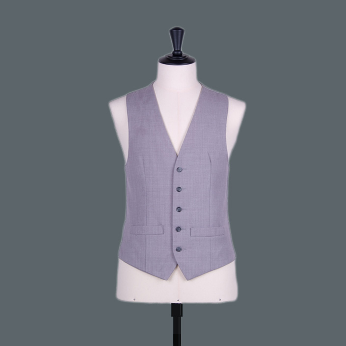 Single breasted waistcoats